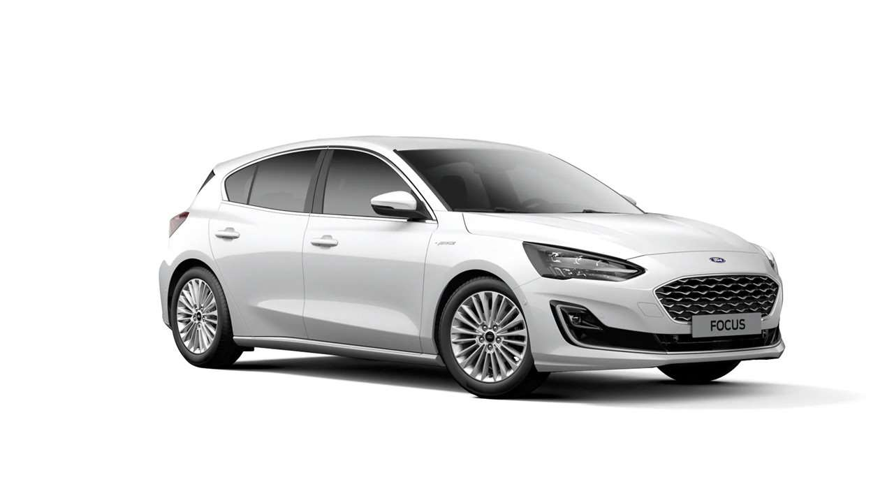 Ford Focus 3 (2016-2017) мультимедиа