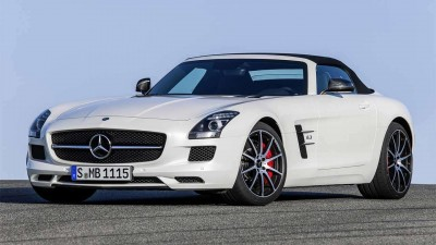 Merceded-Benz SLS AMG