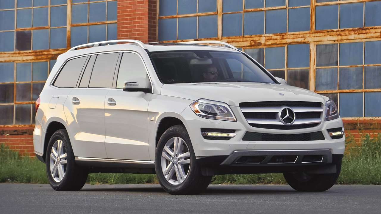 Mercedes-Benz GL 4Matic