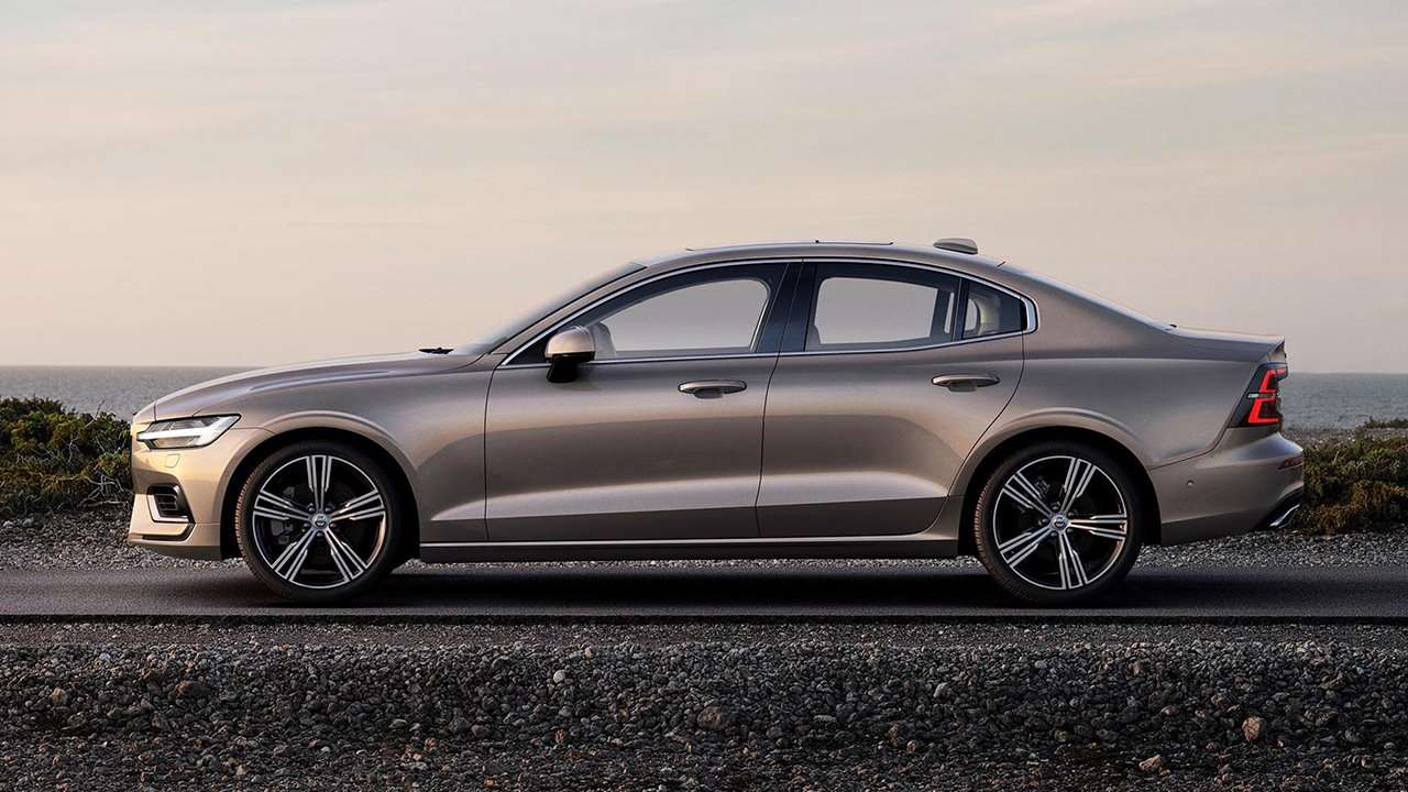 Volvo S60 T5 (2016-2017) фото салона