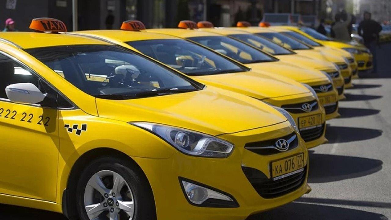 Использование в такси