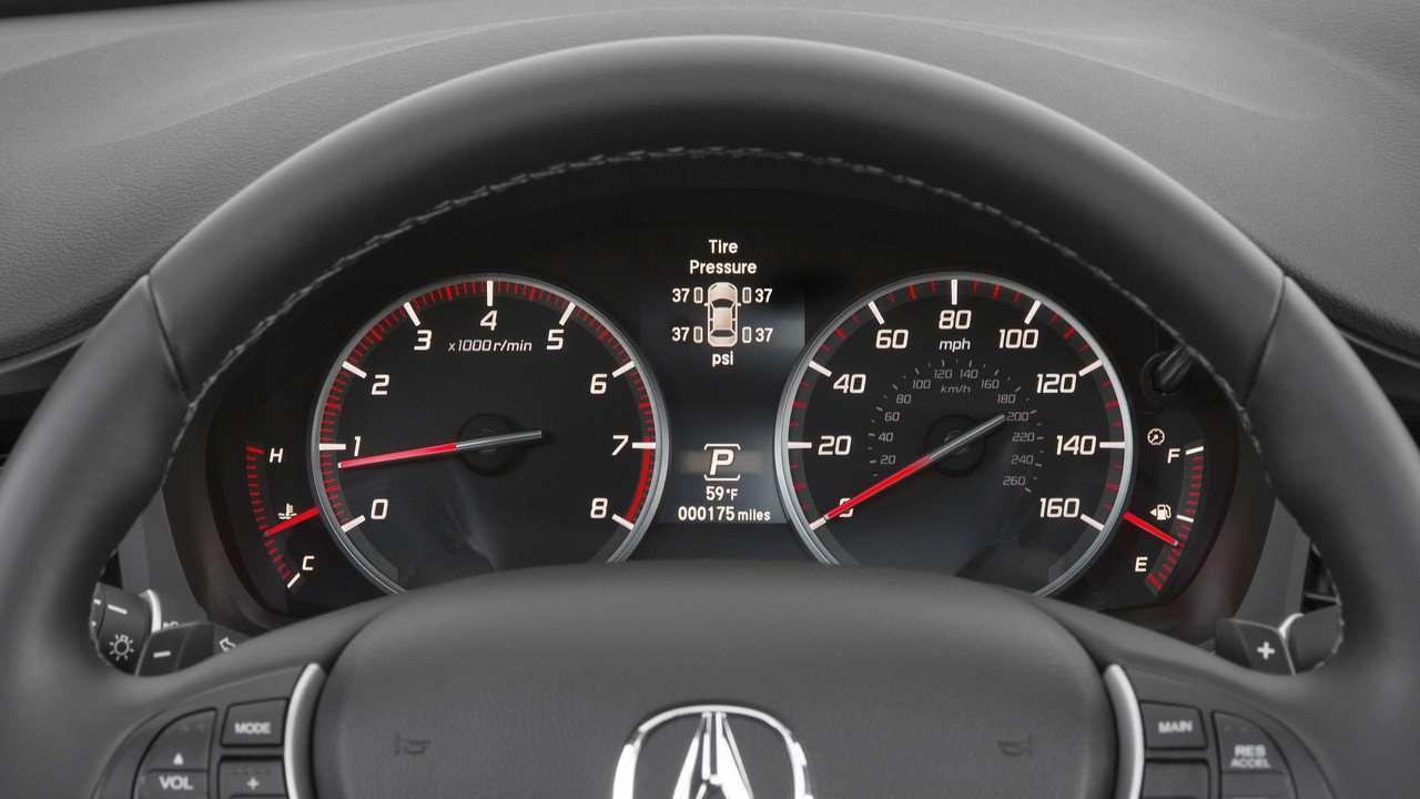 Приборная панель Acura ILX
