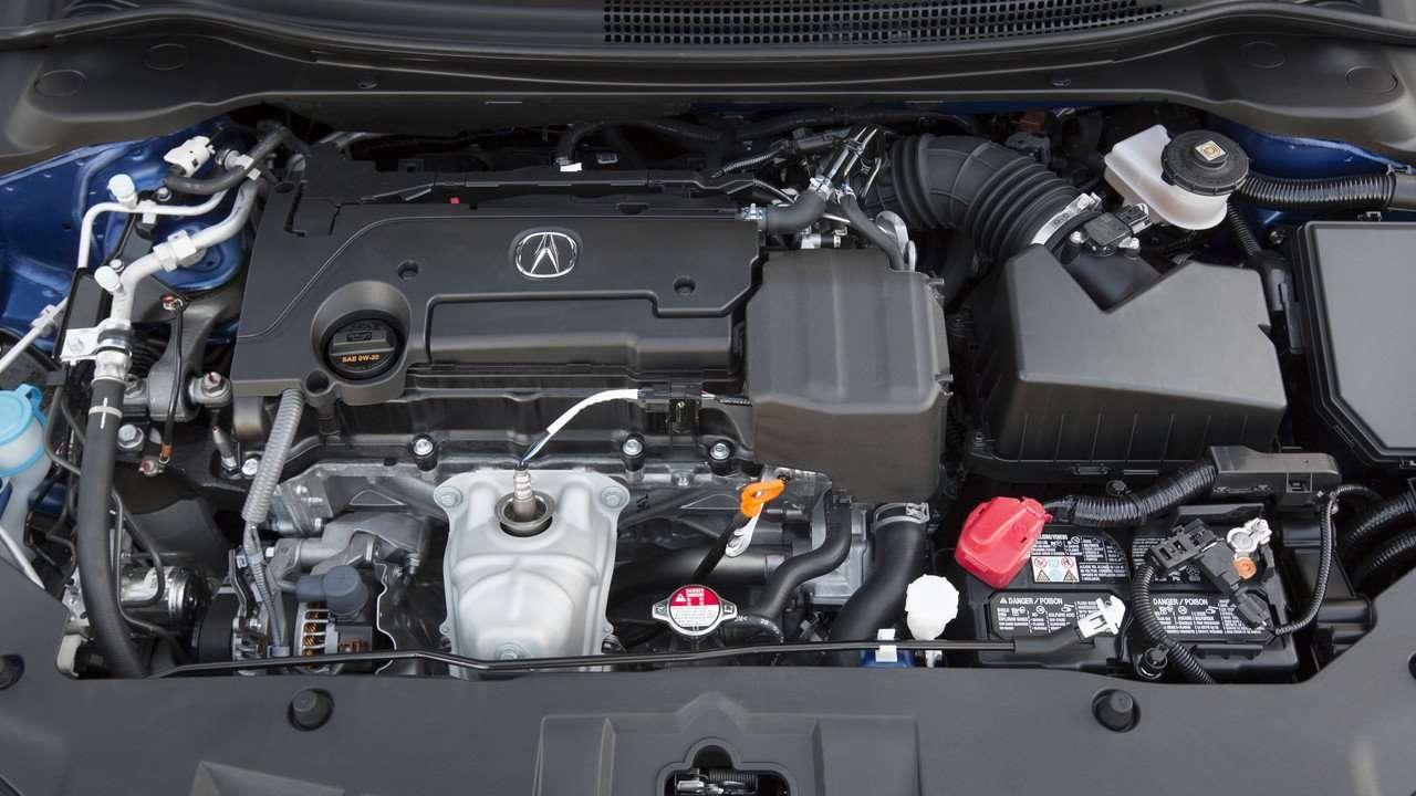 Двигатель Acura ILX