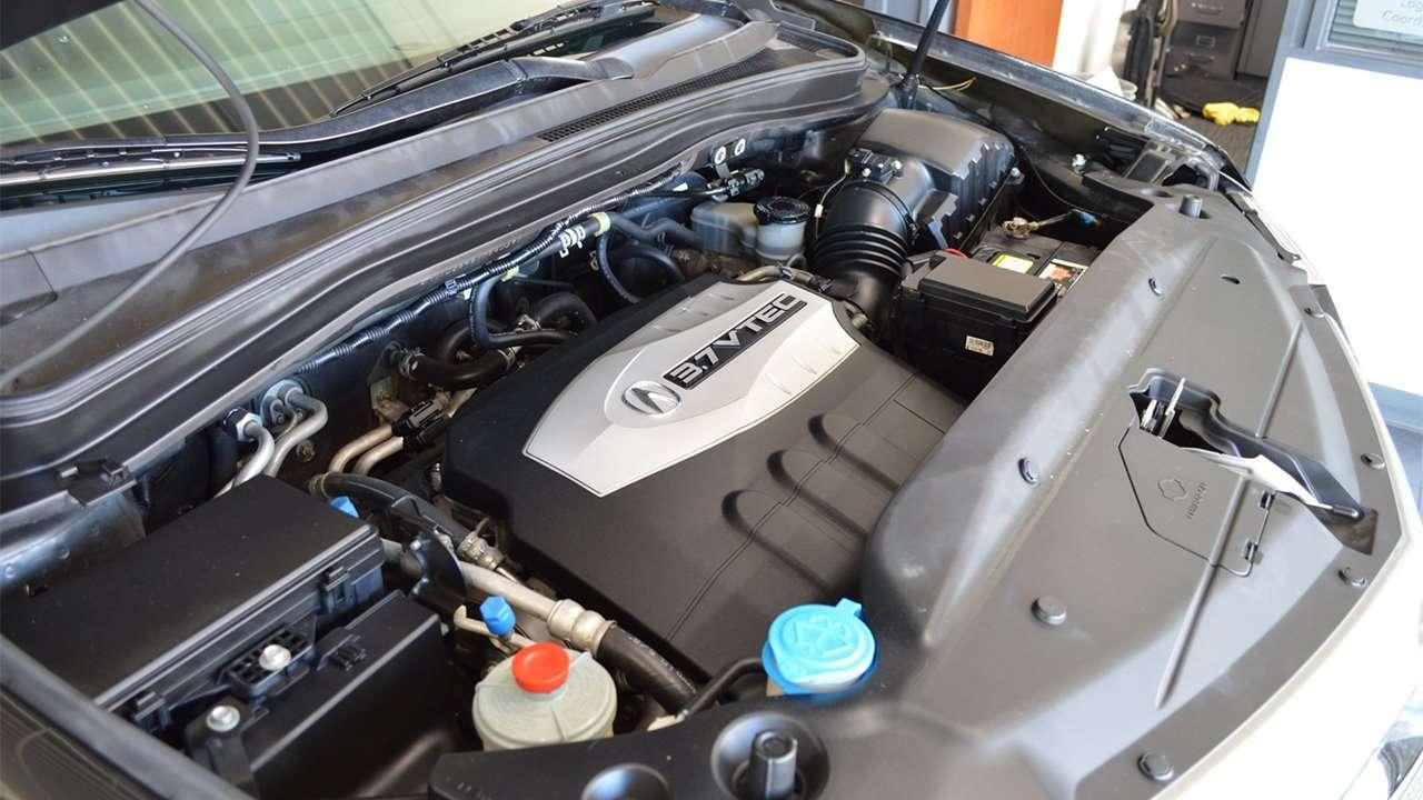 Фото двигателя Acura MDX YD2