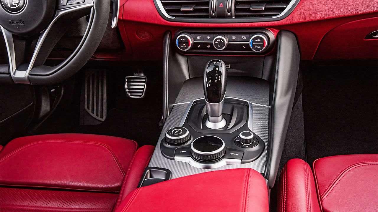 Тоннель Alfa Romeo Giulia 2020-2021