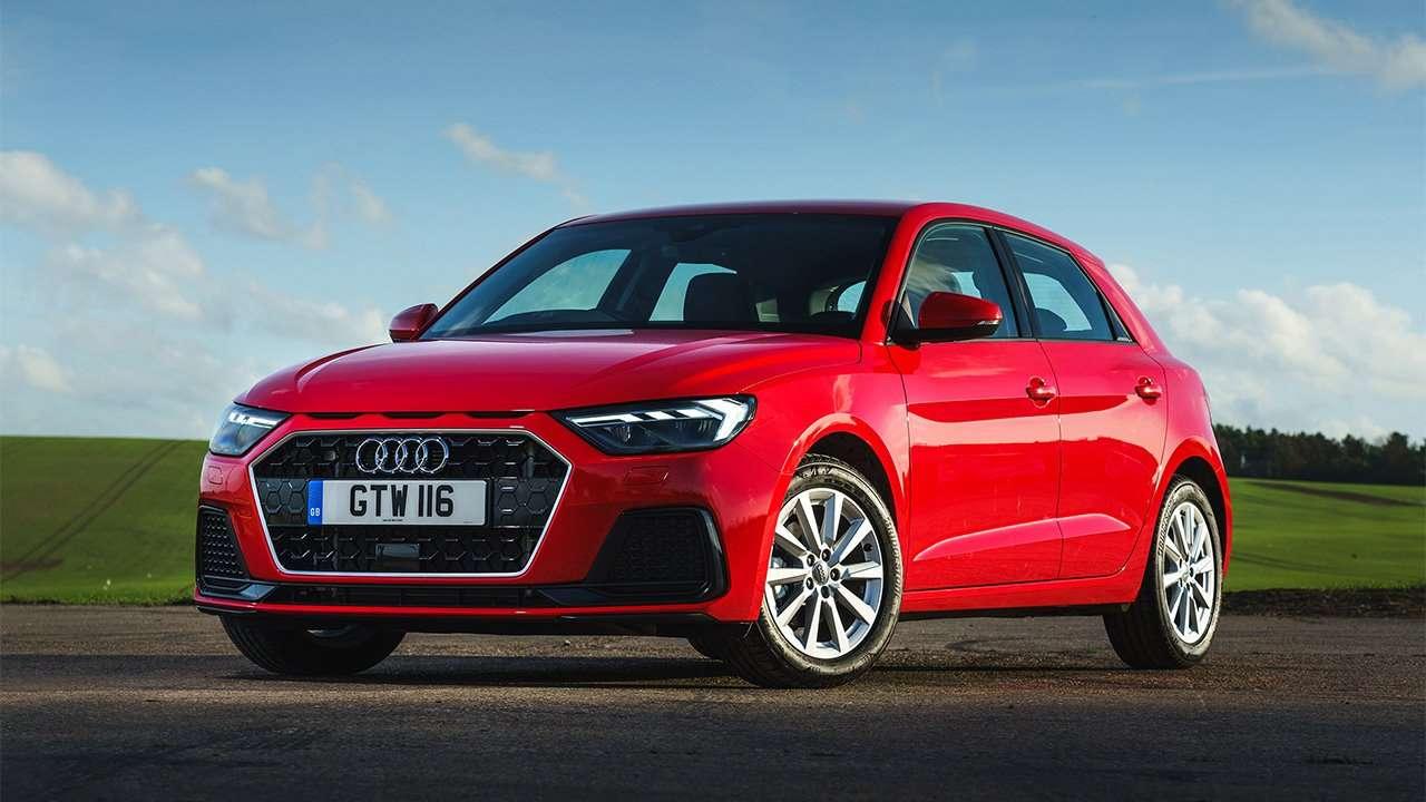 Audi A1 2020-2021 Basic