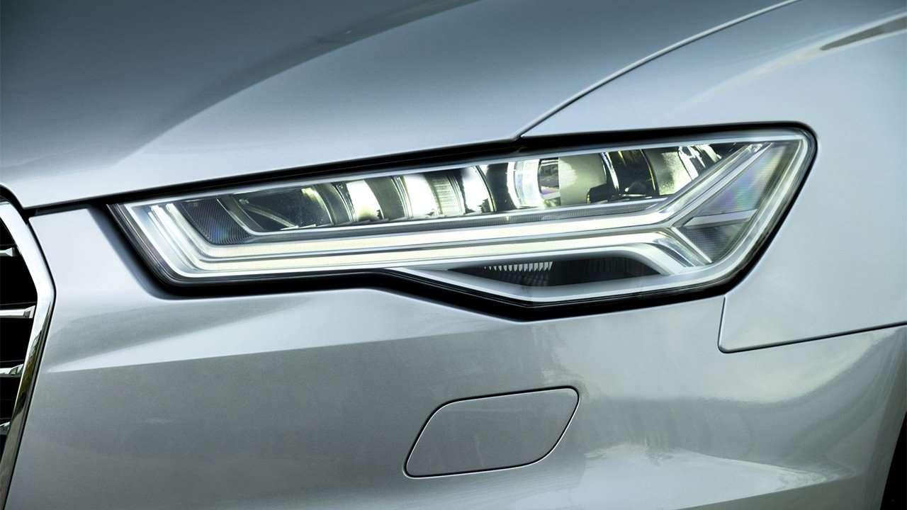 Головная оптика Audi A6 C7 2014-2017