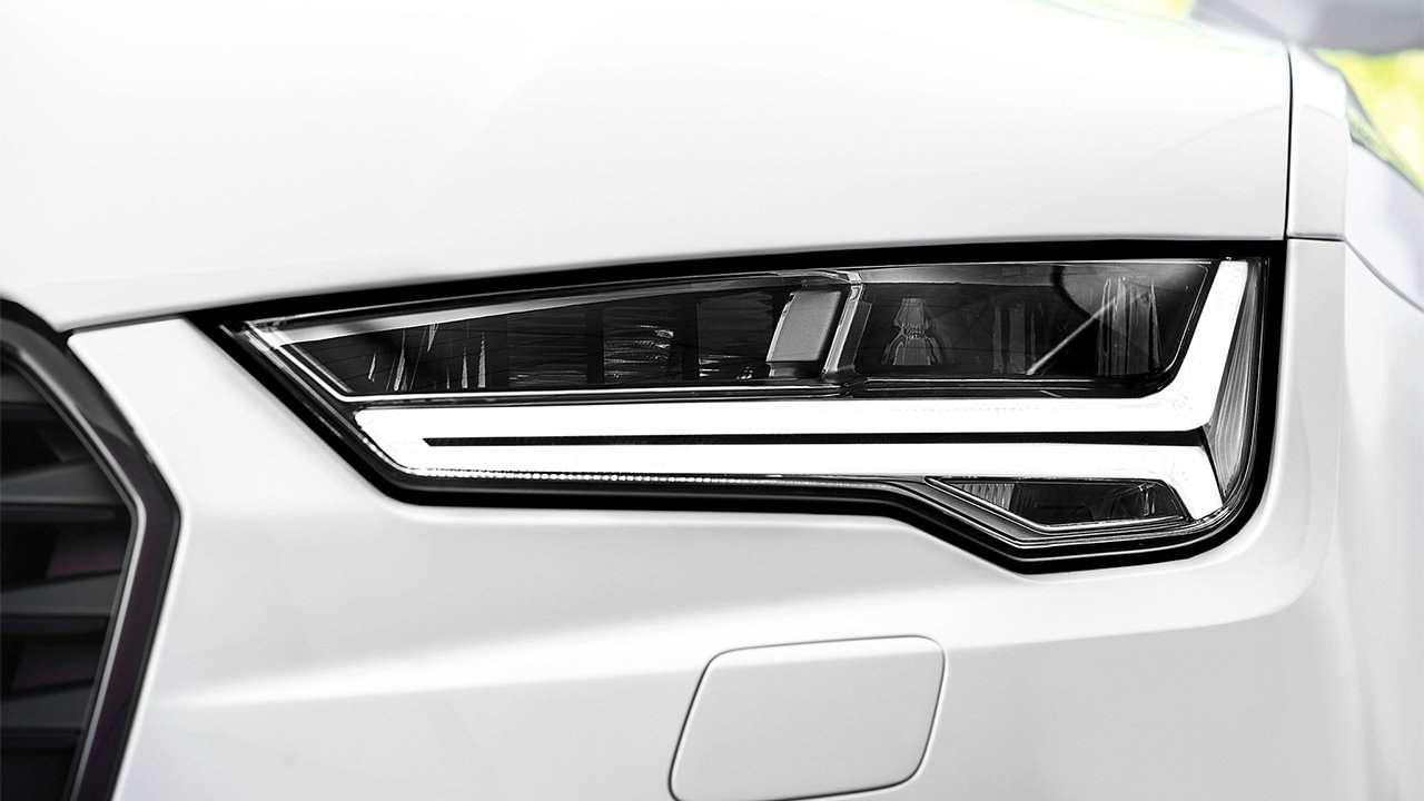 Головная оптика Audi A7 2014-2017