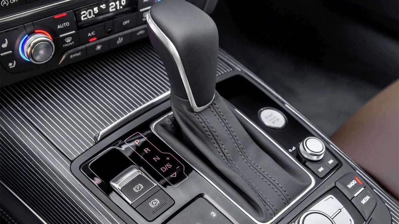 Интерьер Audi A7 2014-2017