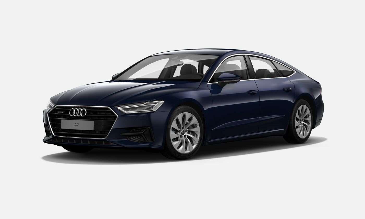 Audi A7 2020-2021