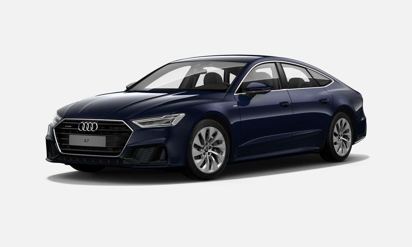 Audi A7 2020-2021 S-line