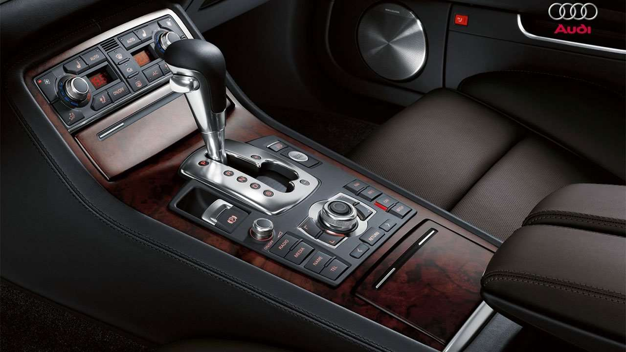 Центральный тоннель Audi А8 Д3