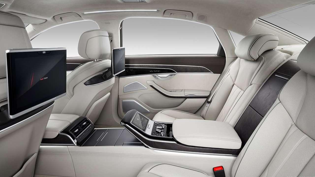 Задние сиденья Audi A8 D5 2019-2020