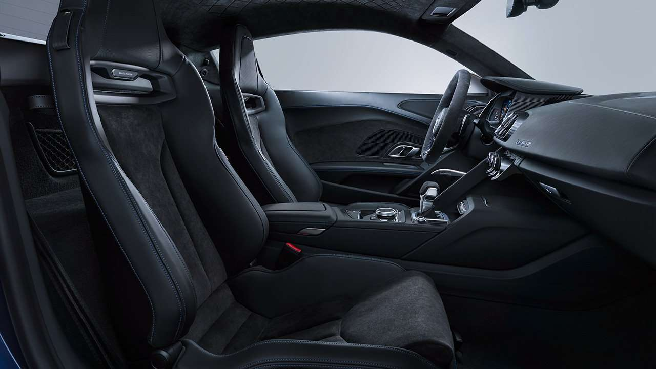 Сиденья Audi R8 2020-2021