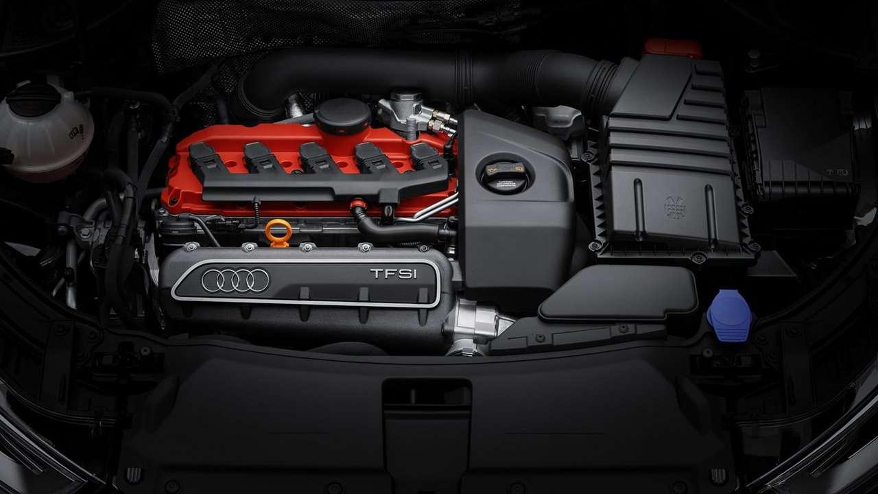 Двигатель Ауди РС Ку 3