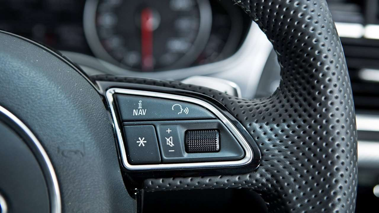Audi RS7 4G руль
