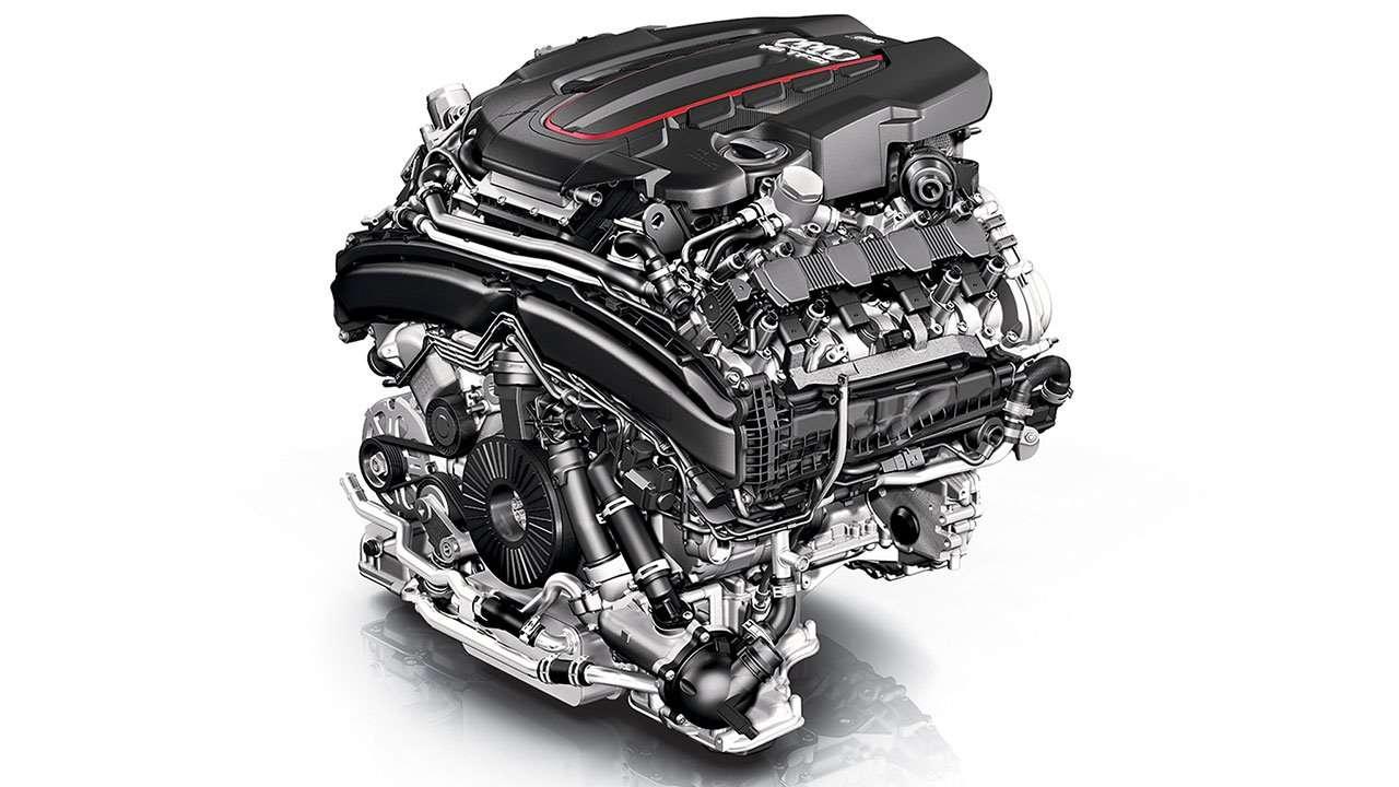 Двигатель Ауди RS7 4G