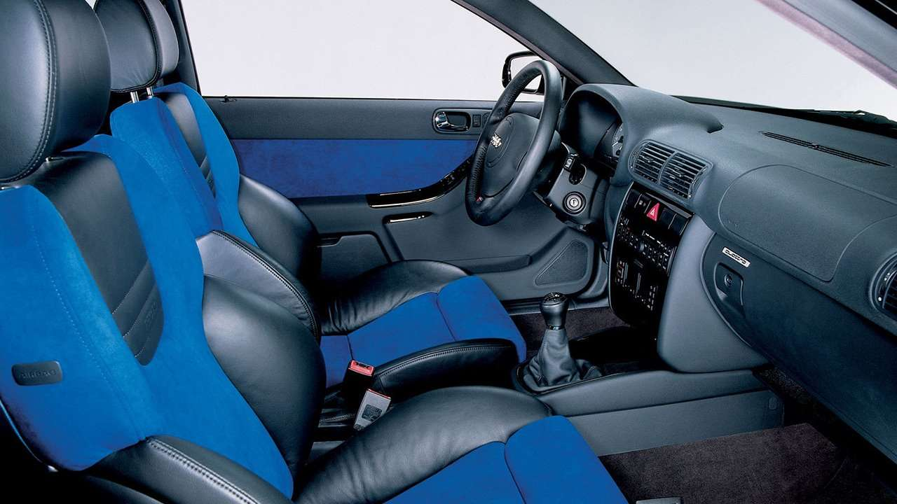 Audi S3 8L сиденья