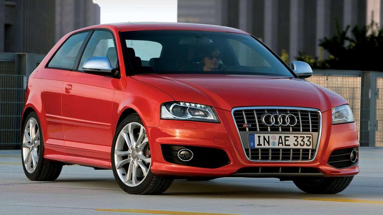 Audi S3 8P (2007-2012) цена, технические характеристики ...