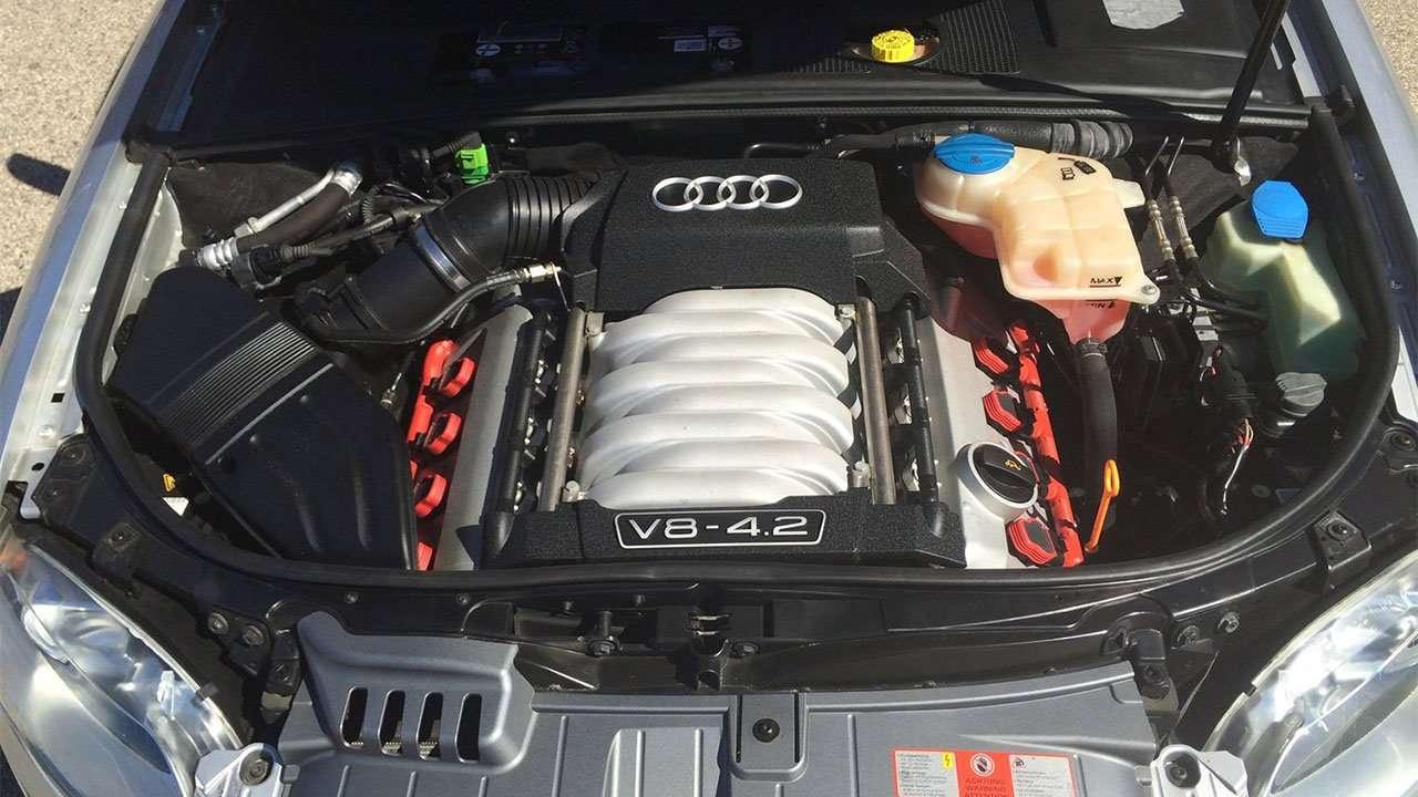 двигатель Ауди С4 Б7