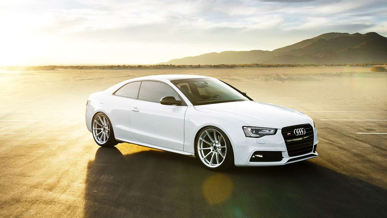Audi S5 2012-2016 фото спереди