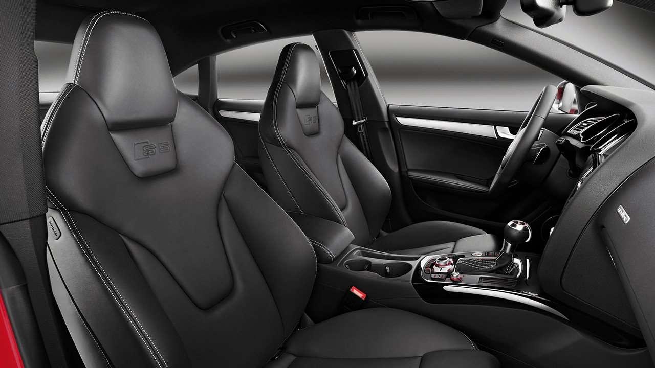 Кресла Audi S5 2012-2016