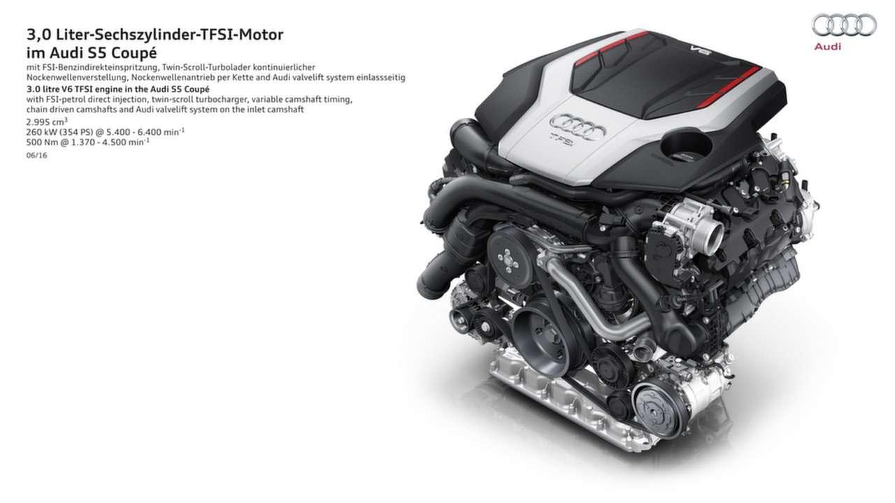 Мотор Ауди С5