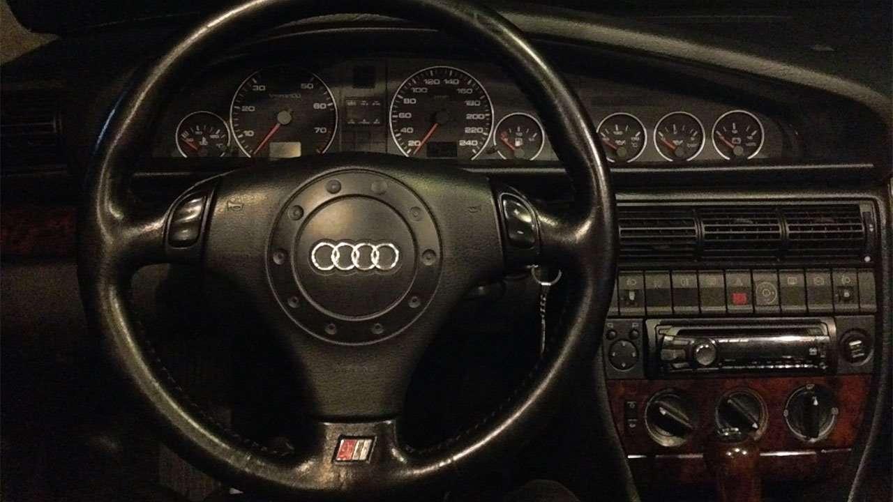 Руль Audi С6 Ц4
