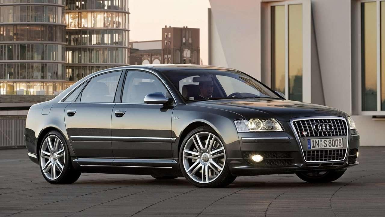 Audi S8 D3 (2007-2010) цена, технические характеристики ...