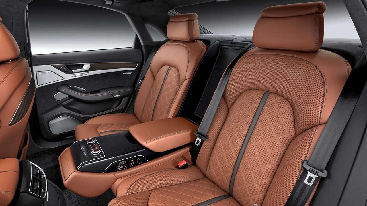 Audi S8 D4 2012-2017 кресла
