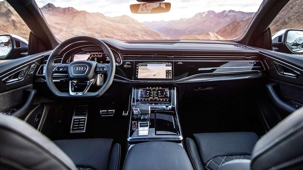 Фото салона Audi SQ8