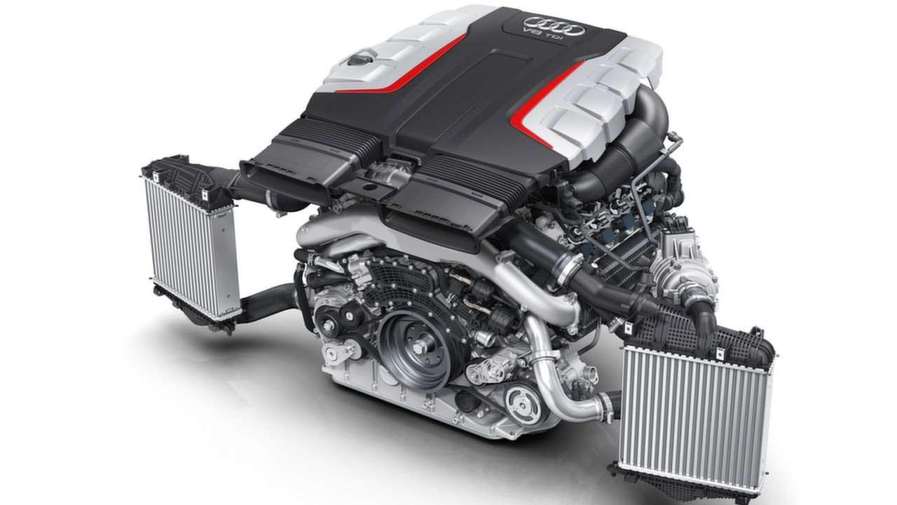 Дизельный двигатель SQ8