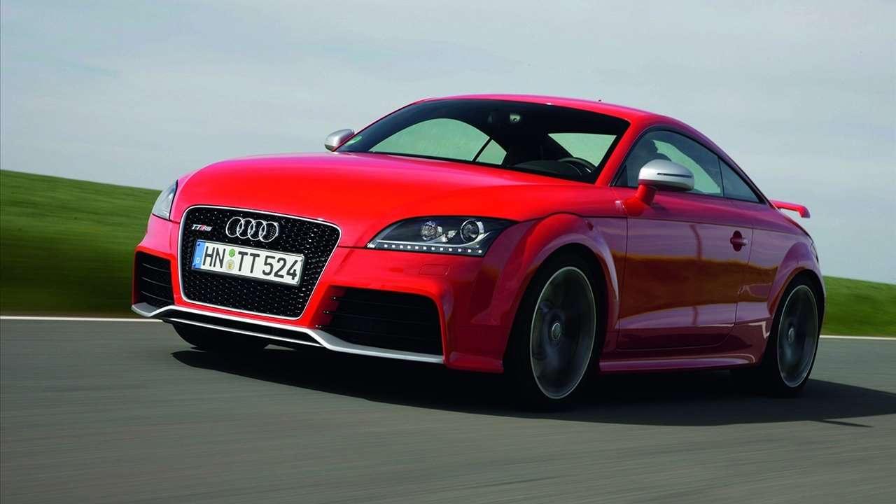 Audi TT RS 8J цена, технические характеристики, фото ...