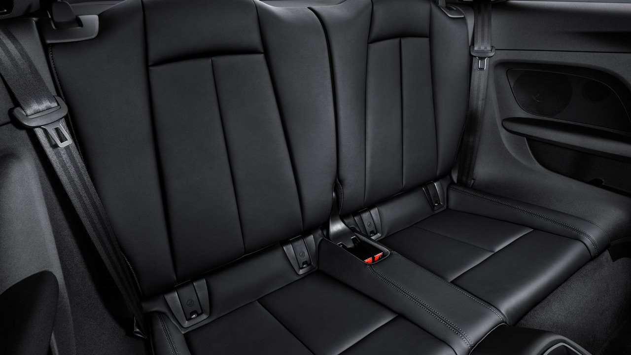 Задние сиденья Audi TT RS 2020-2021