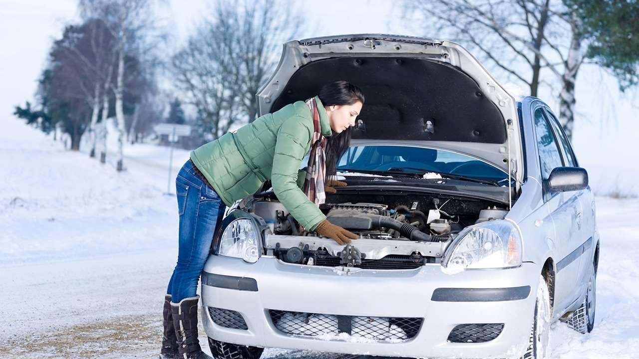 Автомобиль не заводится зимой