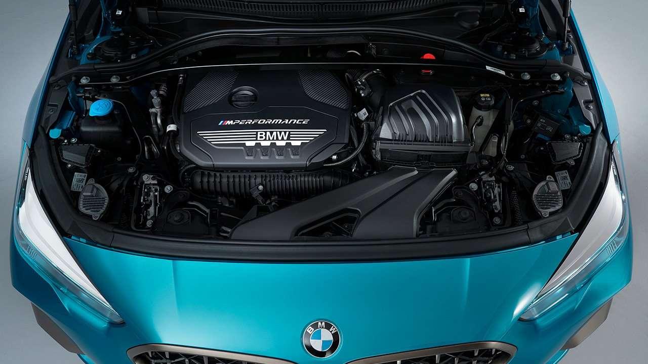 Двигатель 2-Series M235i
