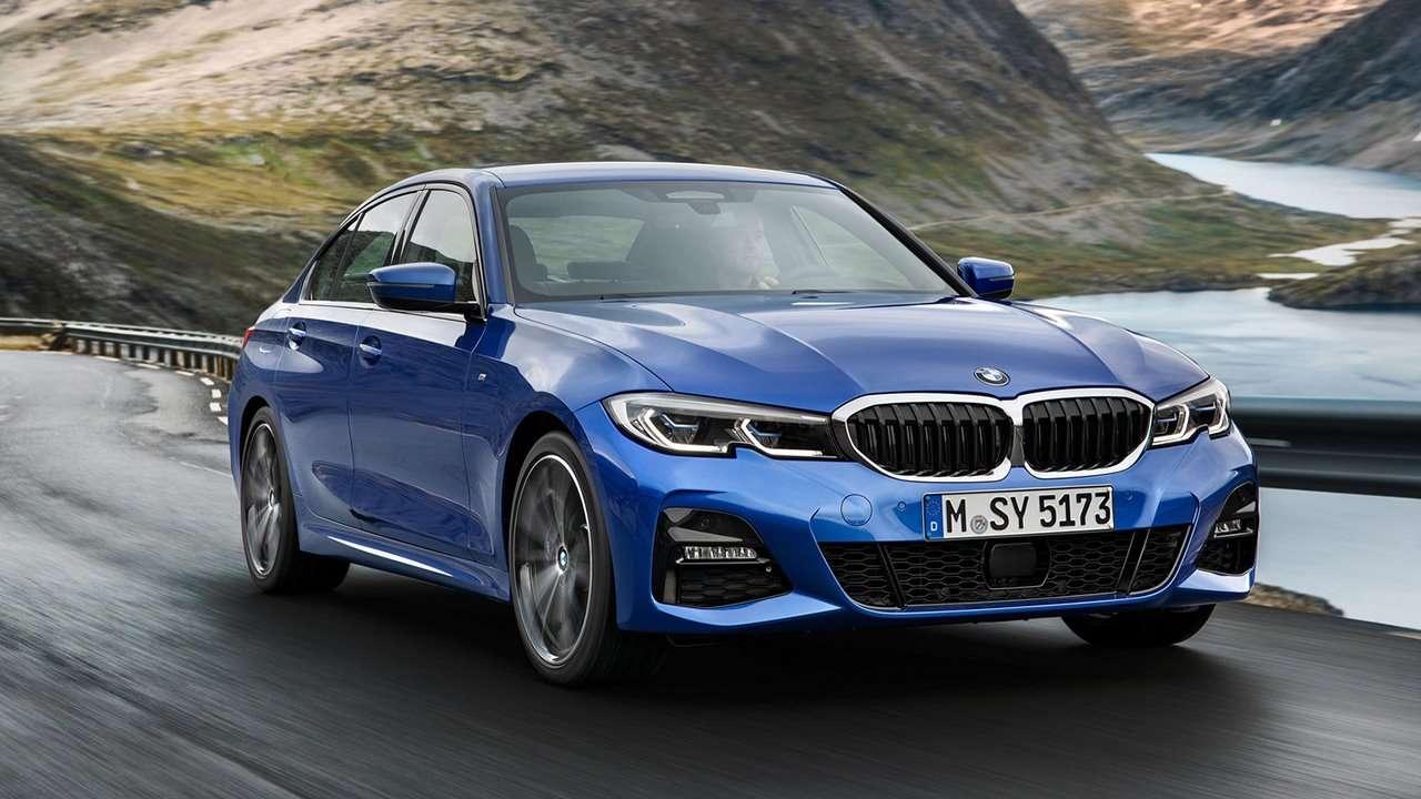 BMW 3-Series G20 2020-2021 фото спереди