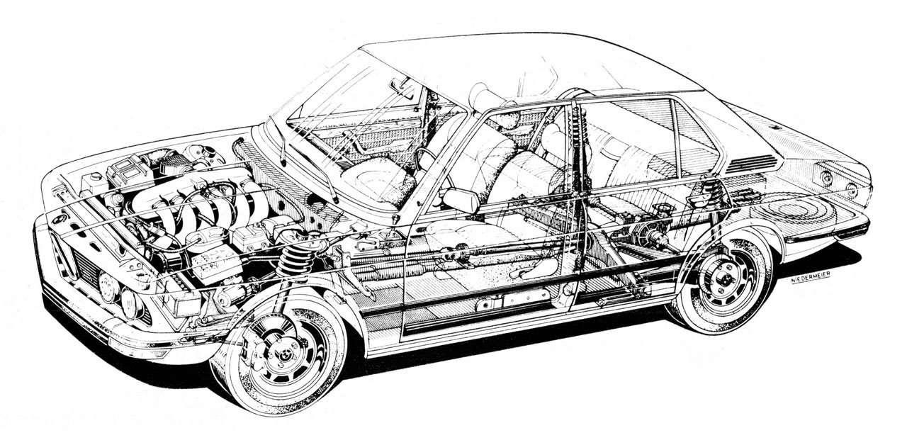 Схема БМВ 5-Series e12