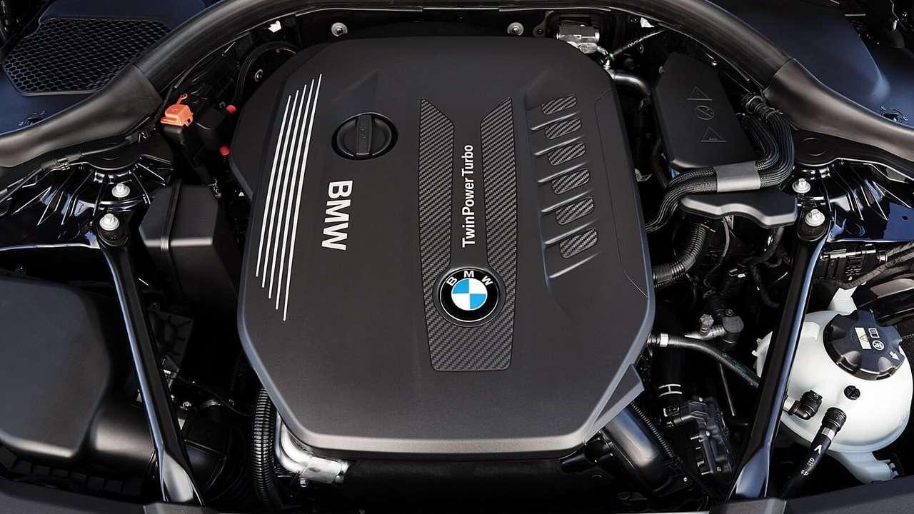 Двигатель БМВ 5-Серии 2020-2021 Г30