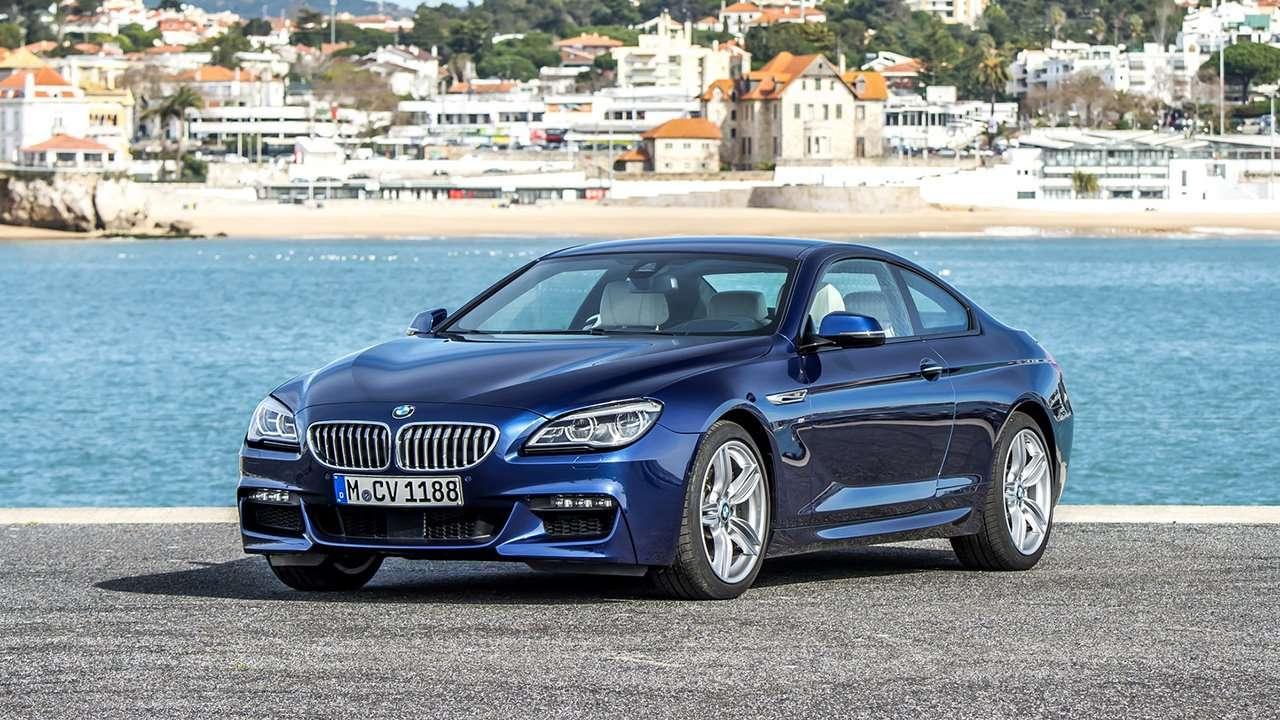 BMW 6-Series F13 (Coupe) 2015-2017 фото спереди