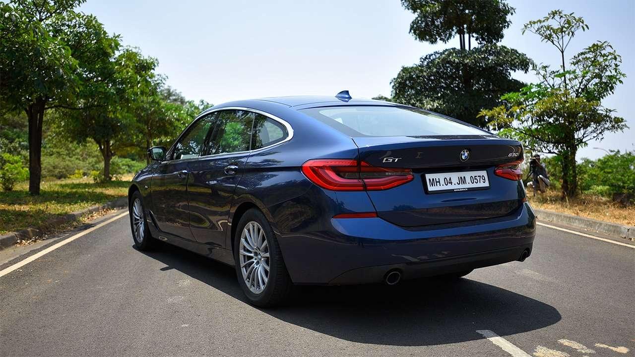 Корма BMW 6-Series 2020-2021 (G32)
