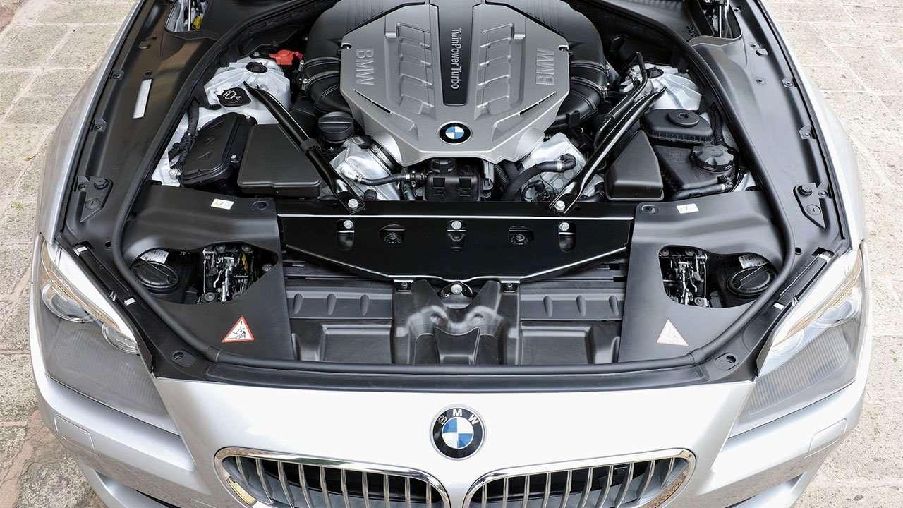 Фото двигателя 7-Series F01/F02