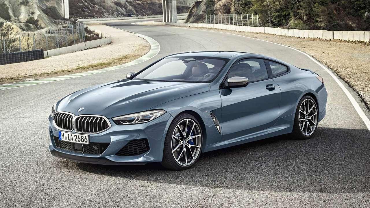 BMW 8-Series 2020-2021 фото спереди