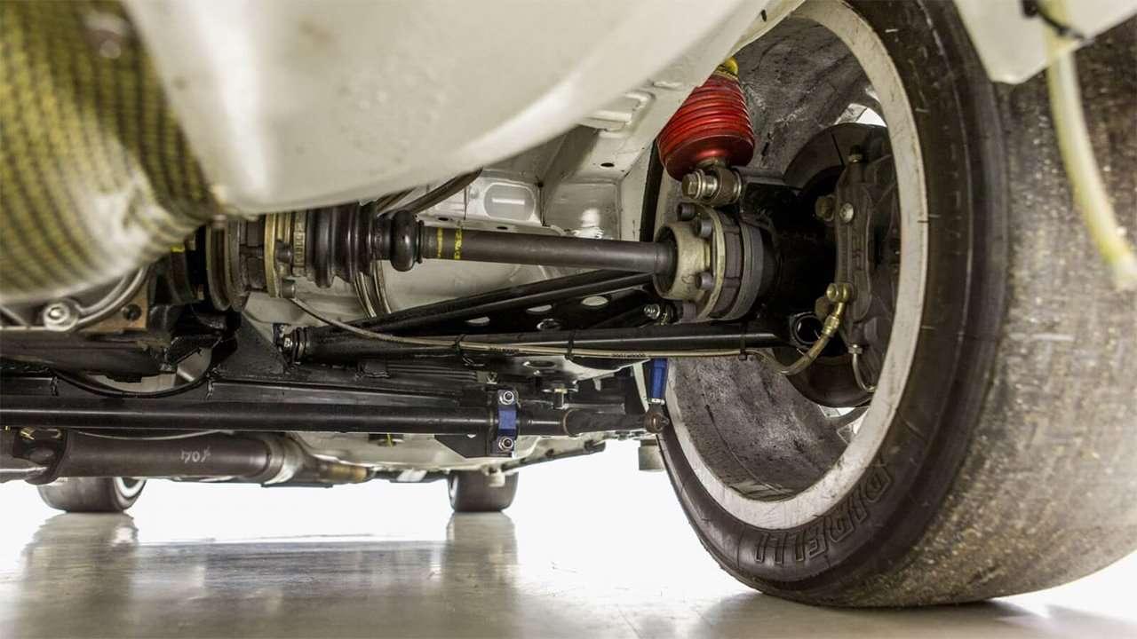 Задняя подвеска БМВ М3 е30