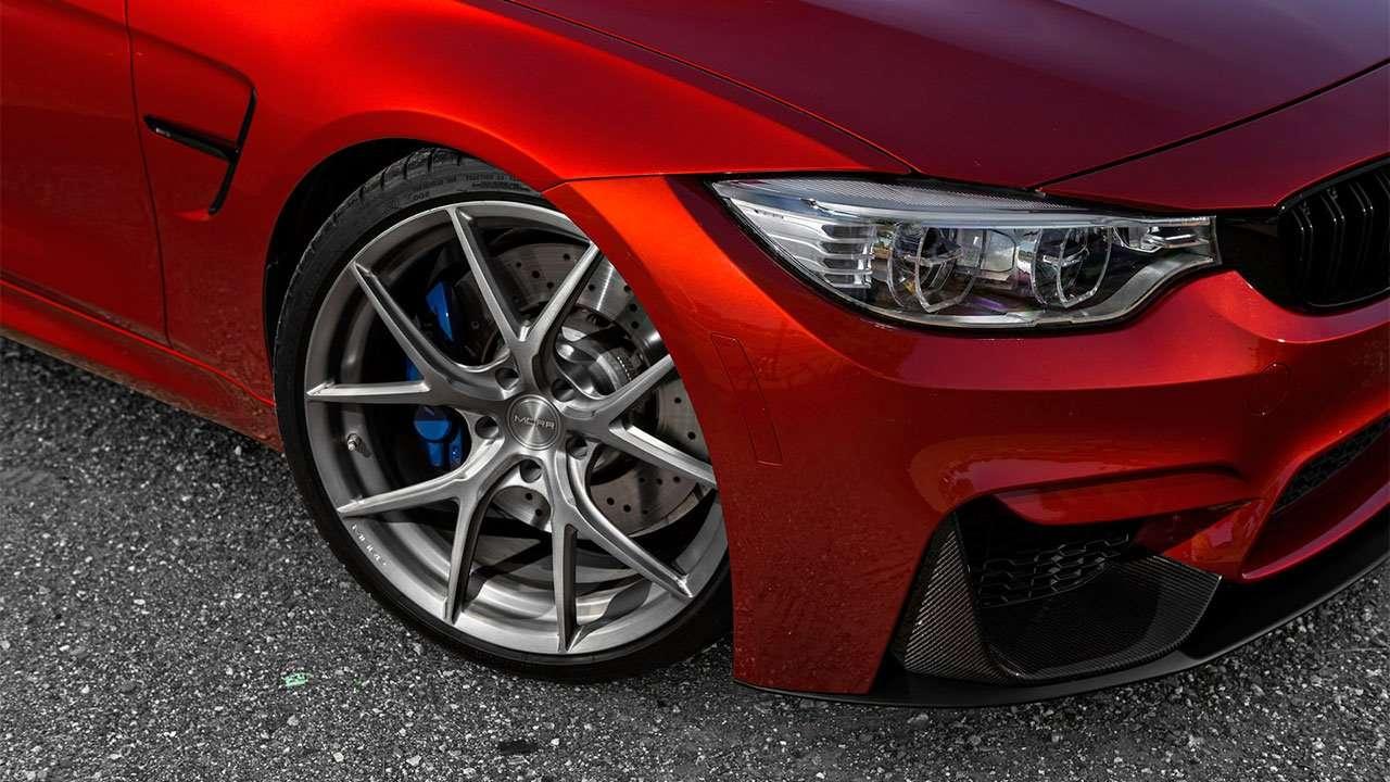 Оптика BMW М3 Ф80