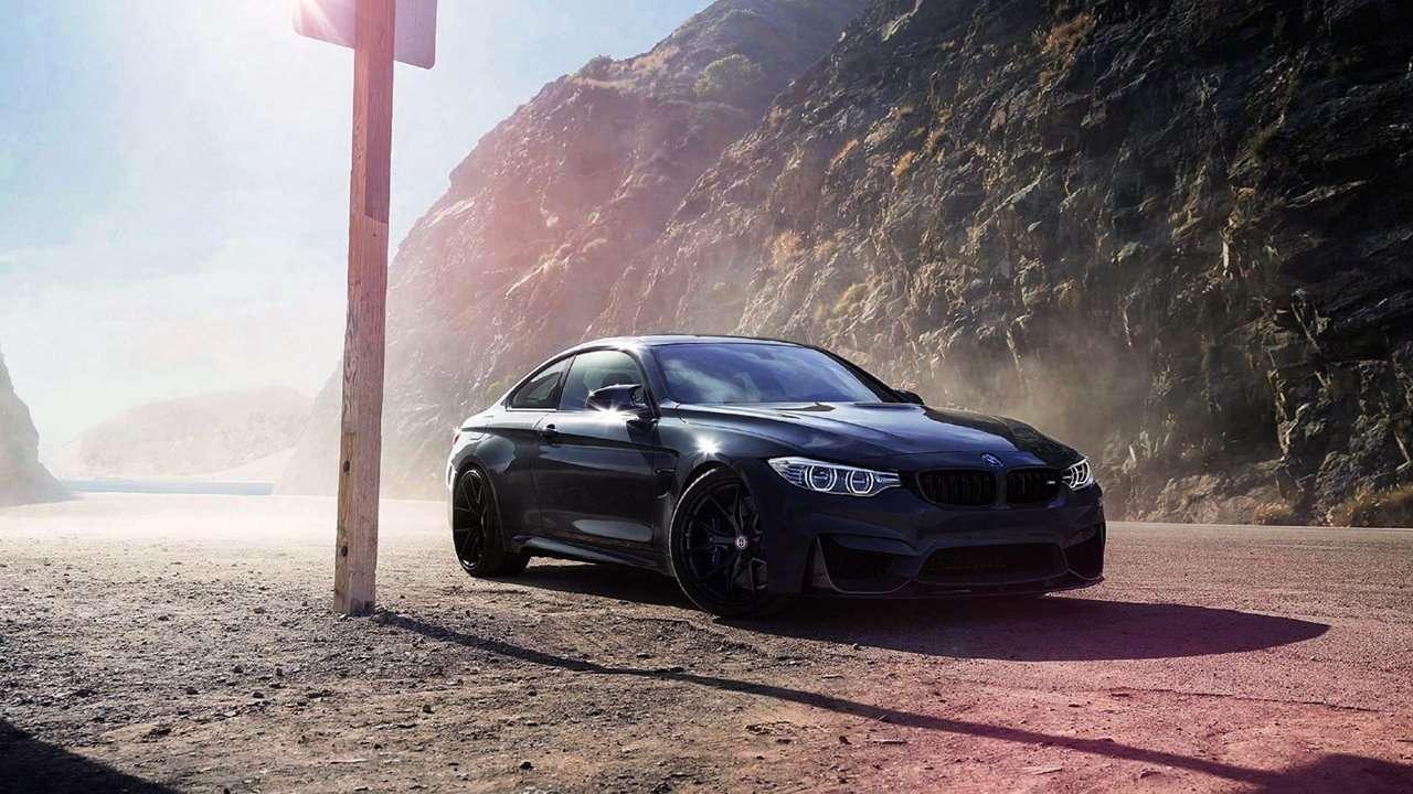 Фото BMW M4 2020-2021 F82