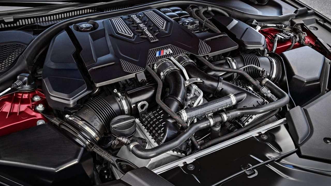 Двигатель BMW M5 F90 (2020-2021)