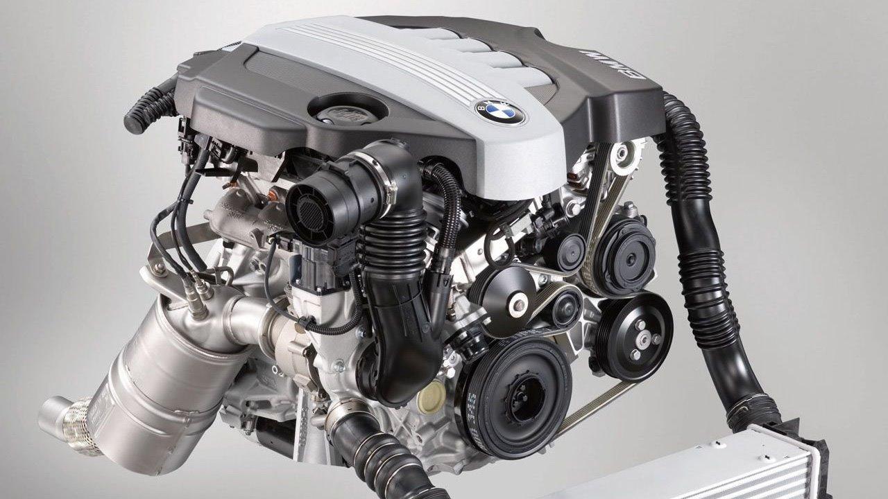 Мотор N47D20