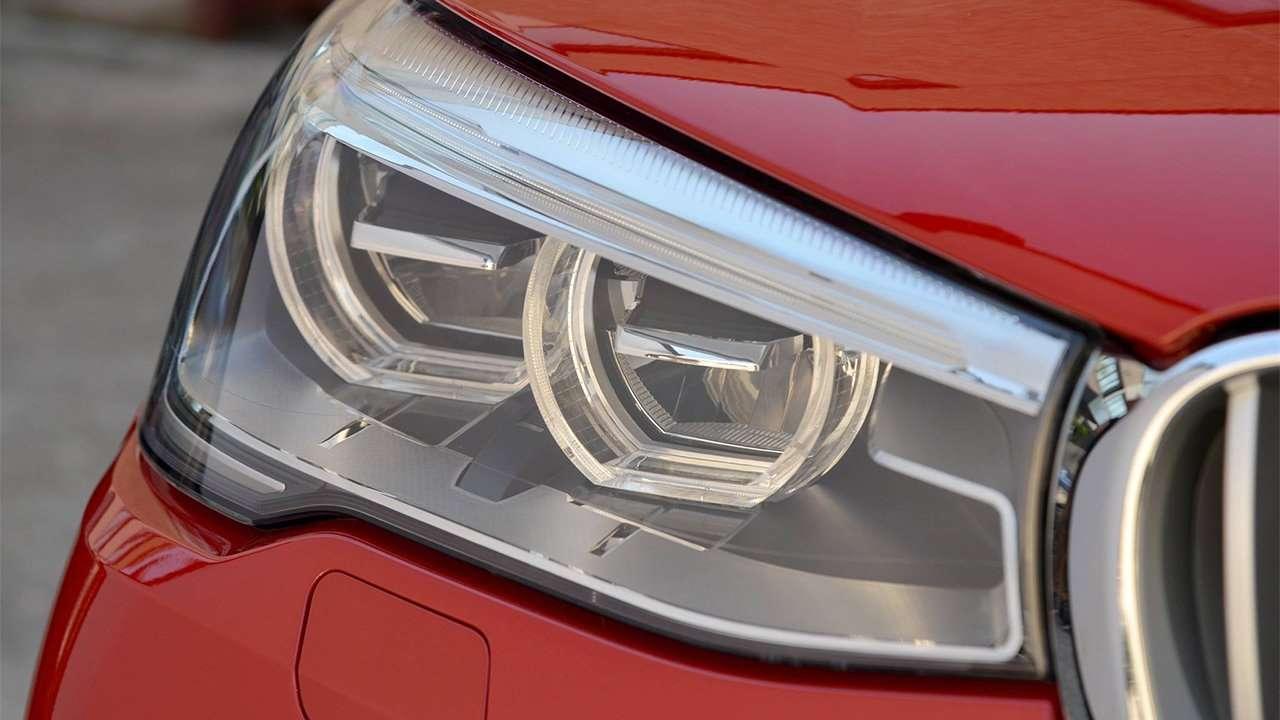 Головная оптика BMW X4 2014-2017 F26