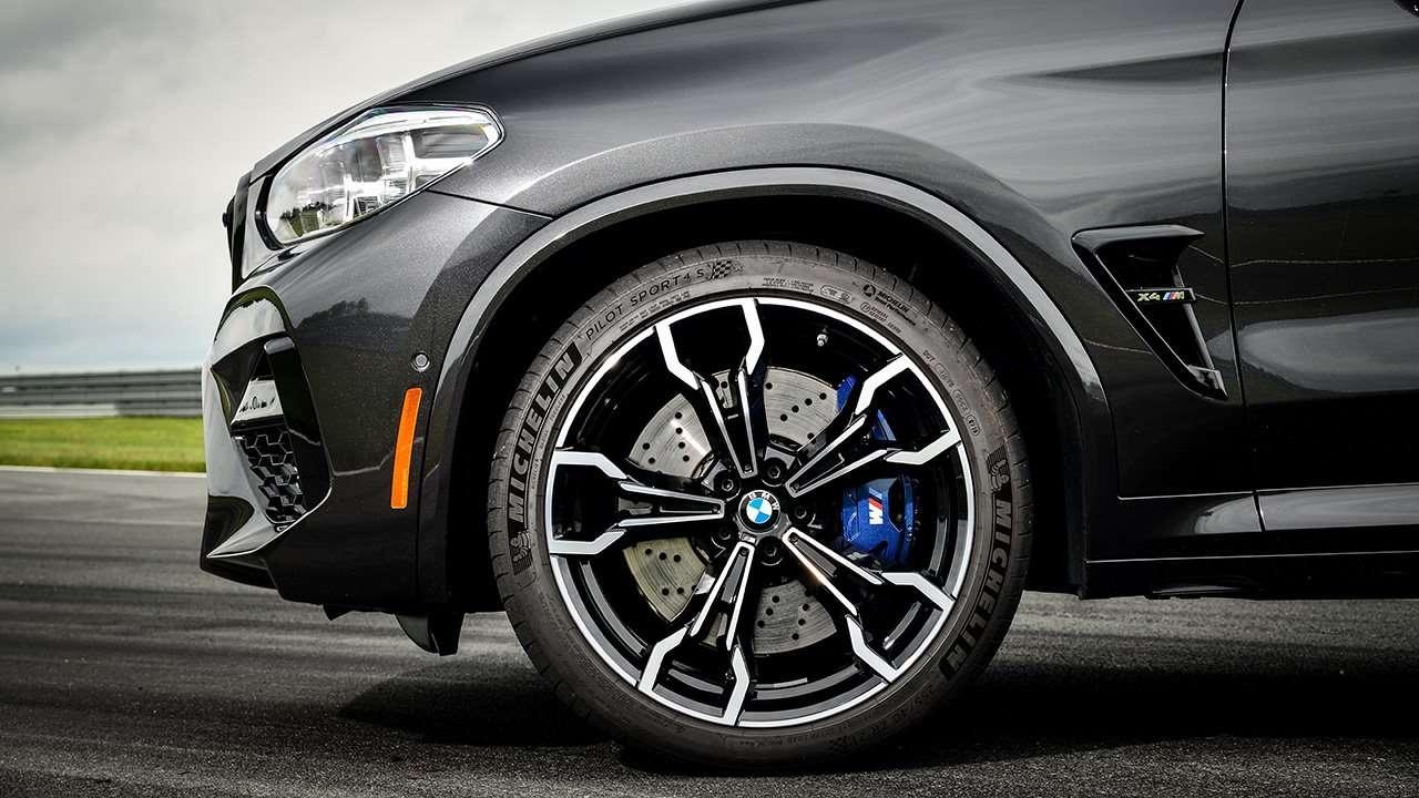 Диски BMW X4M 2020-2021